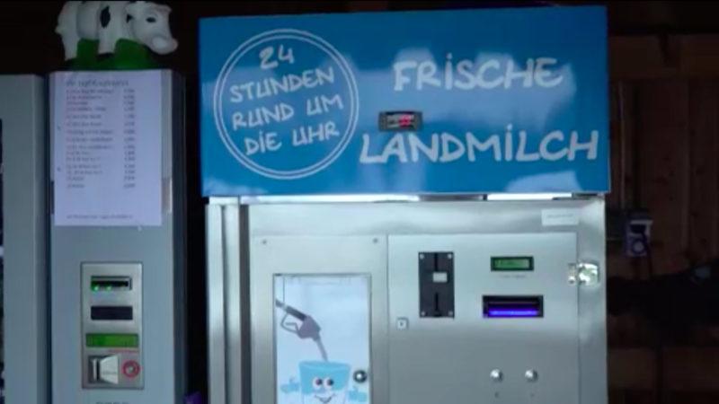 Milchgeld-Diebe reingelegt (Foto: SAT.1 NRW)