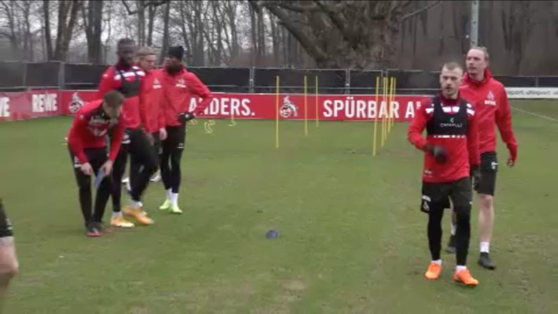 Neuer Spieler für den 1. FC Köln (Foto: SAT.1 NRW)