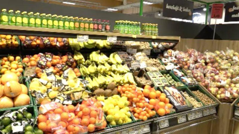 Obst-Knappheit durch Corona? (Foto: SAT.1 NRW)