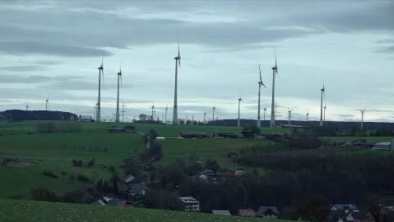 Neues Gesetz für Windräder (Foto: SAT.1 NRW)