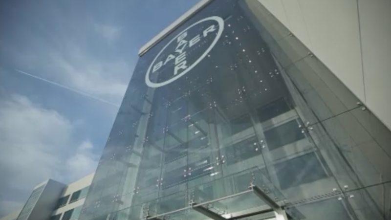 Bayer macht 10 Milliarden Euro Verlust (Foto: SAT.1 NRW)
