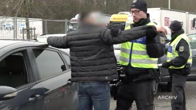 Polizei deckt weniger Straftaten auf (Foto: SAT.1 NRW)