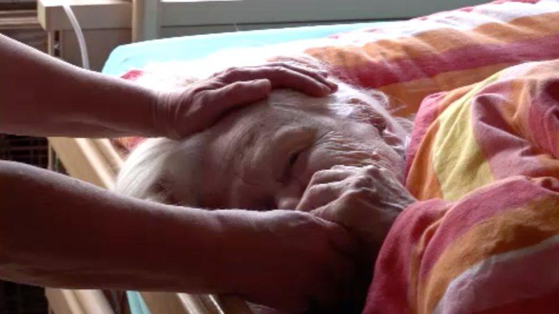 Pflegebedürftige benötigen Corona-Impfung Zuhause (Foto: SAT.1 NRW)