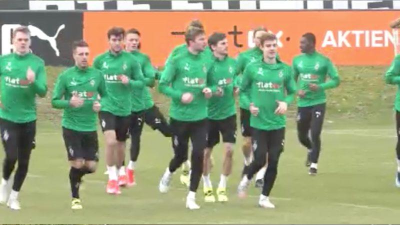 Borussia Mönchengladbach in der Krise (Foto: SAT.1 NRW)