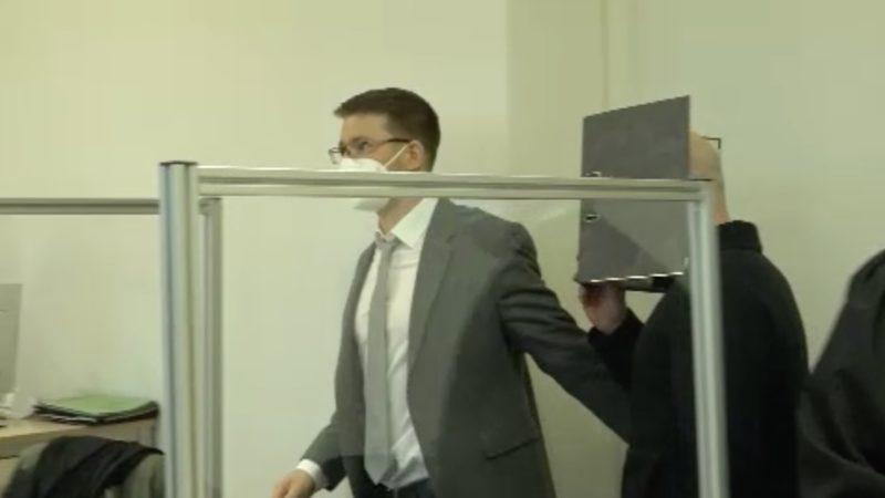 Strafe wird überprüft (Foto: SAT.1 NRW)
