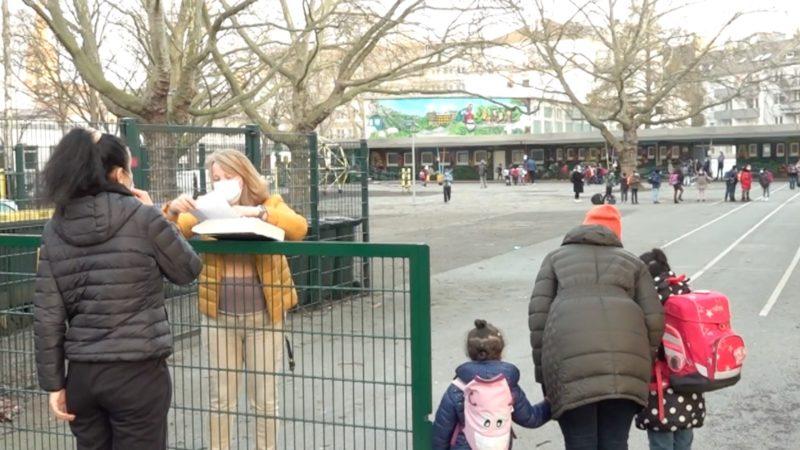 Schulen wieder offen (Foto: SAT.1 NRW)