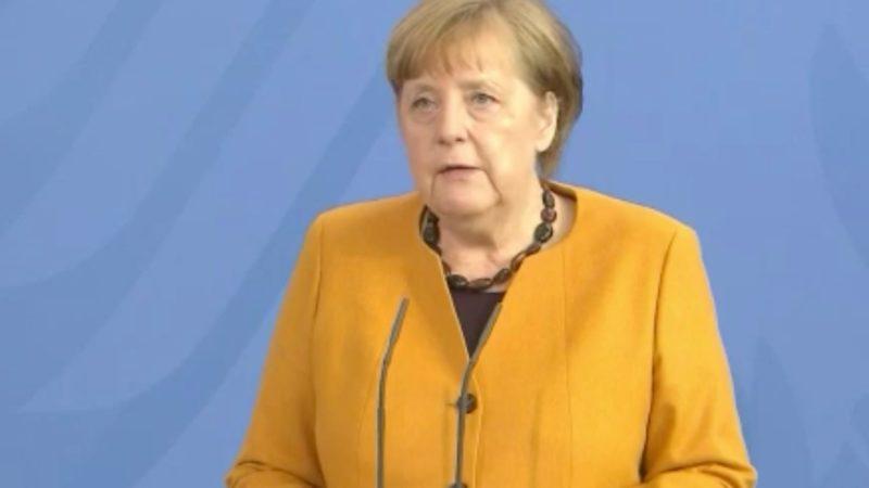 Merkel rudert zurück, Laschet verspricht Änderung der Corona-Politik (Foto: SAT.1 NRW)