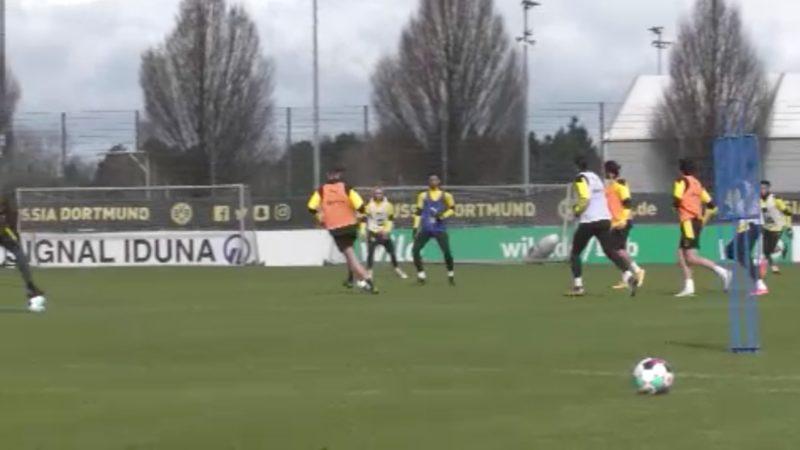 Borussia Dortmund gegen 1.FC Köln (Foto: SAT.1 NRW)