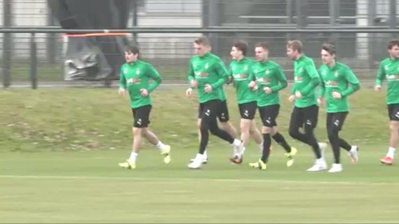Borussia Mönchengladbach gegen 1.FC Schalke (Foto: SAT.1 NRW)