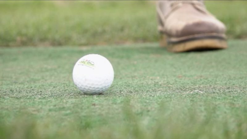 Rechtsstreit: Kita-Bau an Golfplatz (Foto: SAT.1 NRW)