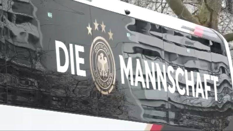 WM-Qualifikation: Deutsche Nationalmannschaft in Düsseldorf (Foto: SAT.1 NRW)