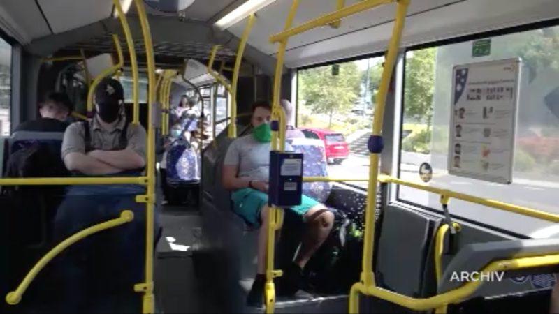 Öffentliche Verkehrsmittel weniger genutzt (Foto: SAT.1 NRW)