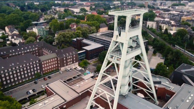 Ruhrgebiet soll Weltkulturerbe werden (Foto: SAT.1 NRW)