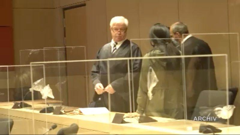 Mann wegen Mord an Baby verurteilt (Foto: SAT.1 NRW)