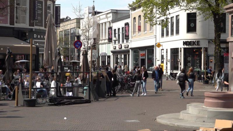 Holland beendet Lockdown (Foto: SAT.1 NRW)