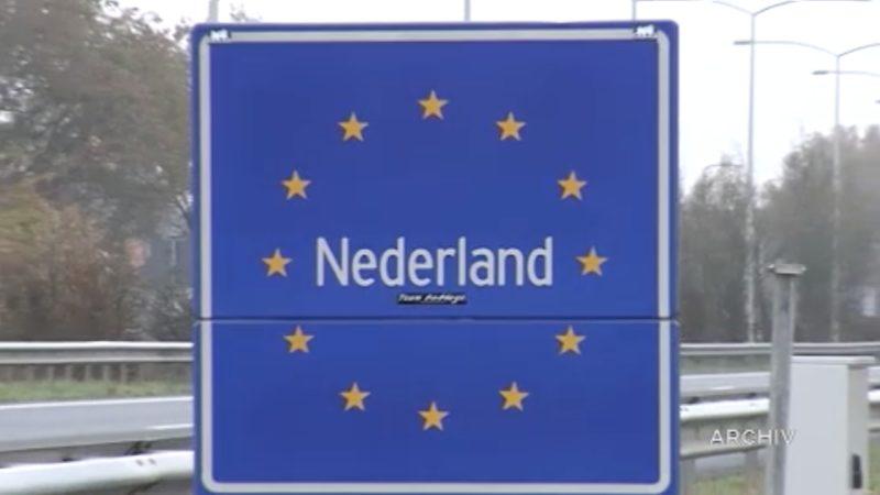 Touristenansturm auf Niederlande (Foto: SAT.1 NRW)