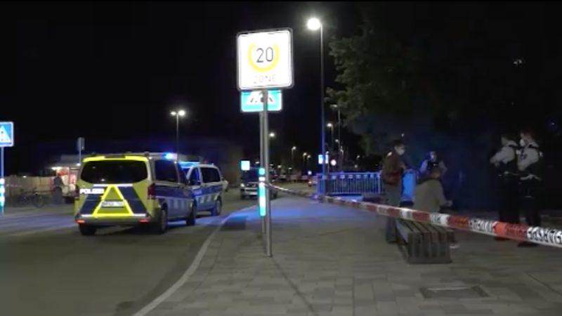 Macheten-Mann aus Bonn gefasst (Foto: SAT.1 NRW)