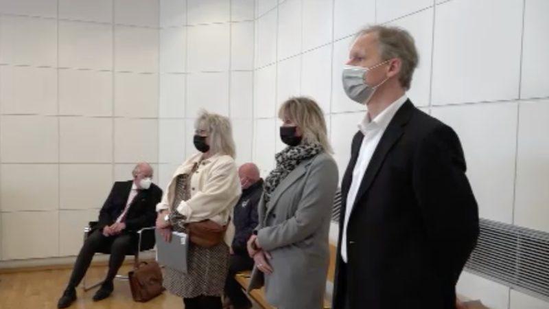 Vor Gericht (Foto: SAT.1 NRW)