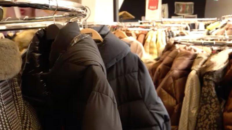 Winterkleidung für die Tonne (Foto: SAT.1 NRW)