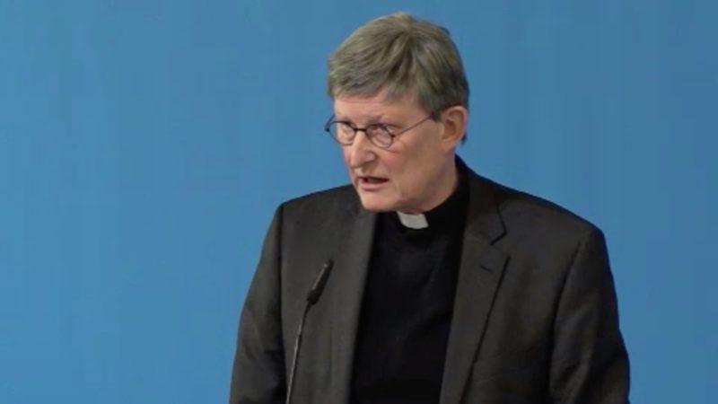 Neue Vorwürfe gegen Kardinal Woelki (Foto: SAT.1 NRW)