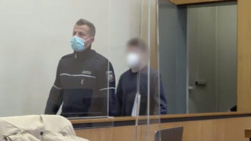 Mann wegen Identitäts-Betrug angeklagt (Foto: SAT.1 NRW)
