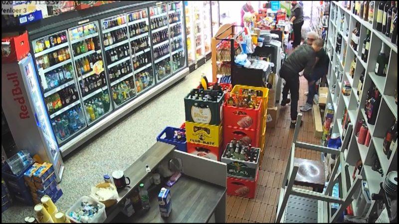 Prozess: Auf Kioskbesitzer eingestochen (Foto: SAT.1 NRW)