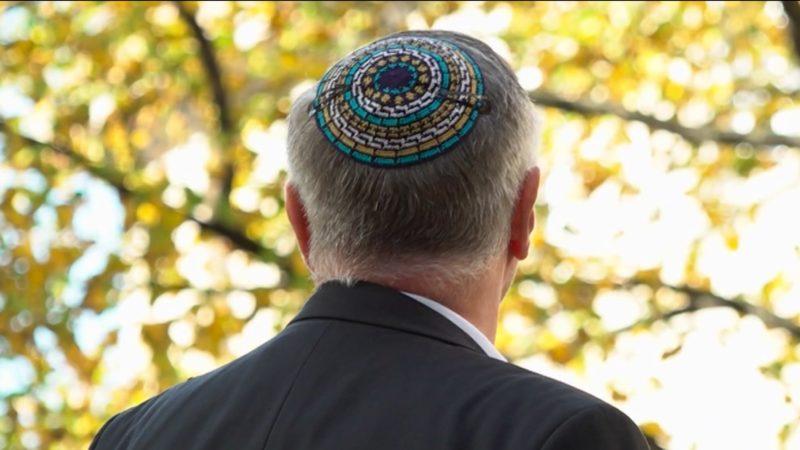 Wie fühlt man sich als Jude in NRW? (Foto: SAT.1 NRW)