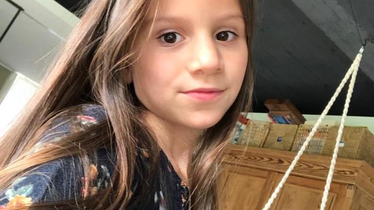 Achtjährige Lulu sucht Stammzellenspender (Foto: SAT.1 NRW)