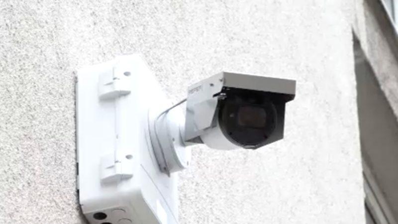 Überwachung im Problemviertel (Foto: SAT.1 NRW)