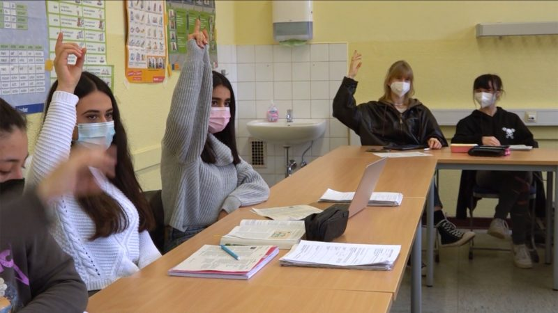 Wie gehts in den Schulen weiter? (Foto: SAT.1 NRW)