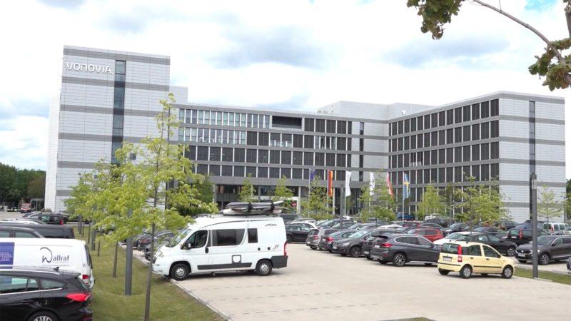 """Vonovia: Keine Übernahme des Immobilienverbandes  """"Deutsche Wohnen"""" (Foto: SAT.1 NRW)"""