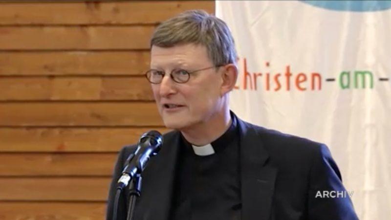 Kardinal Woelki von Firmung ausgeladen (Foto: SAT.1 NRW)