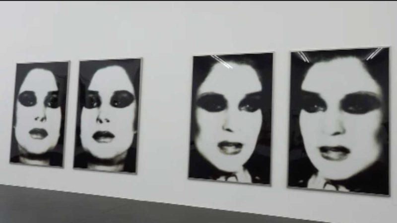 Weltberühmte NRW-Kunst ausgestellt (Foto: SAT.1 NRW)