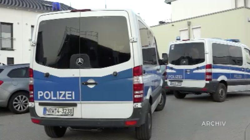 Festnahmen nach Razzia gegen Miri-Clan (Foto: SAT.1 NRW)