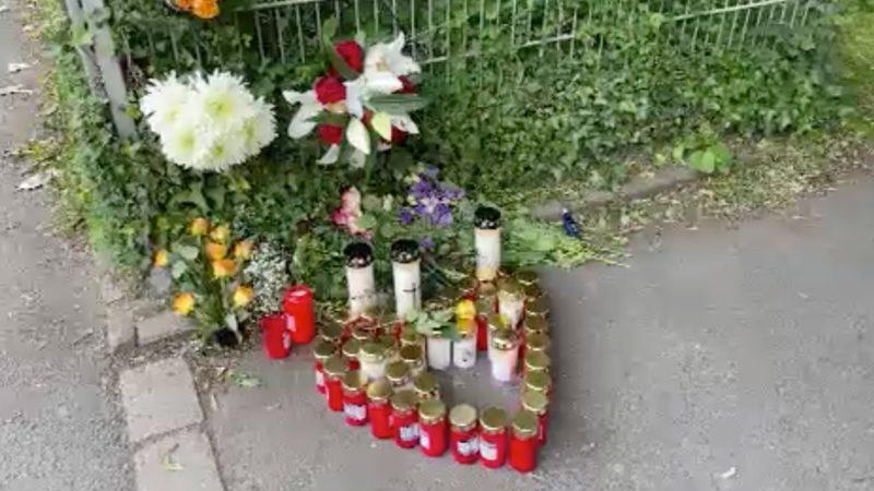 Trauer um Eryk (Foto: SAT.1 NRW)