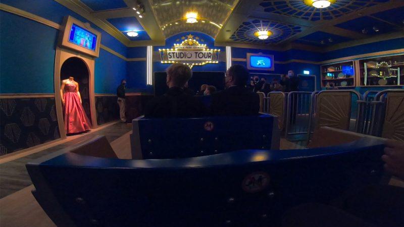 Neue Familien-Achterbahn im Movie Park (Foto: SAT.1 NRW)