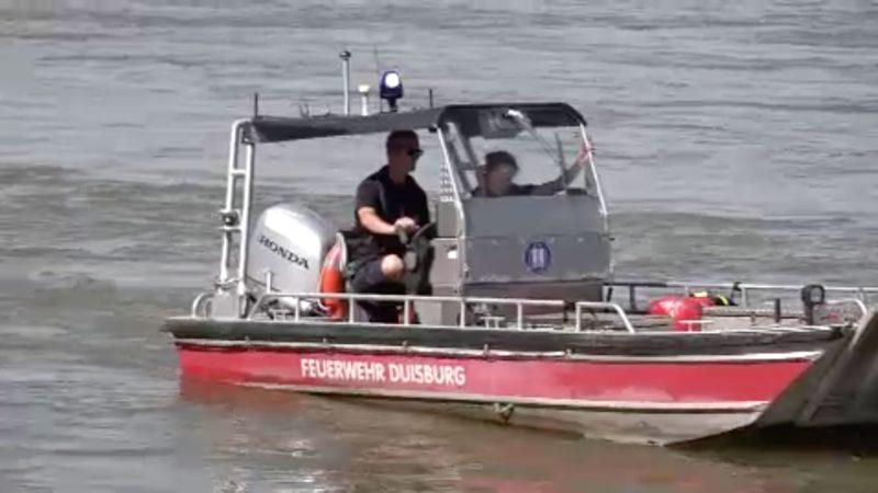 Vermisste Mädchen im Rhein: Jetzt tot in der Waal gefunden ? (Foto: SAT.1 NRW)