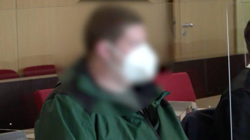 Mutmaßlicher Serien-Brandstifter vor Gericht (Foto: SAT.1 NRW)