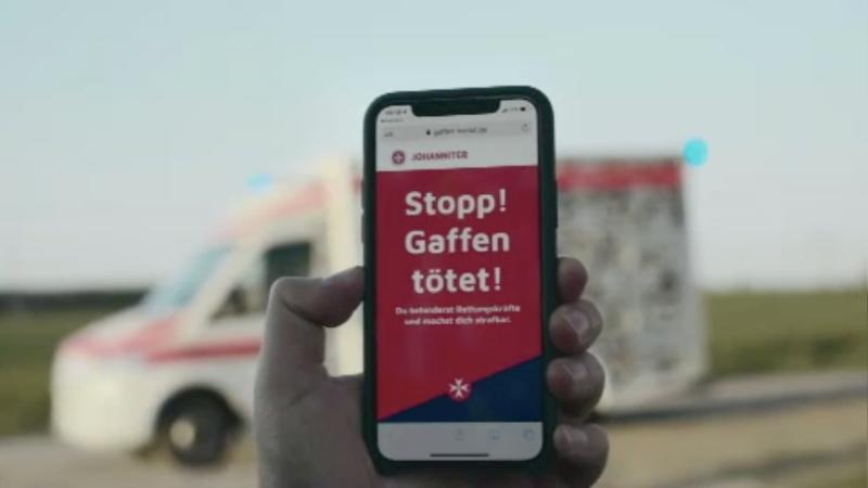 QR-Codes gegen Gaffer (Foto: SAT.1 NRW)