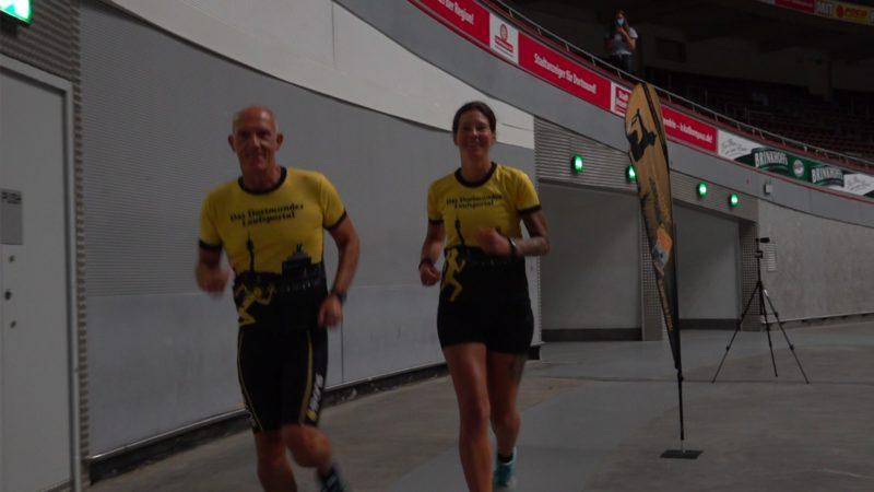 Soester sammeln Marathons (Foto: SAT.1 NRW)