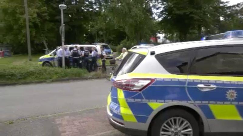 Zwei verletzte Männer nach Messer-Stecherei (Foto: SAT.1 NRW)