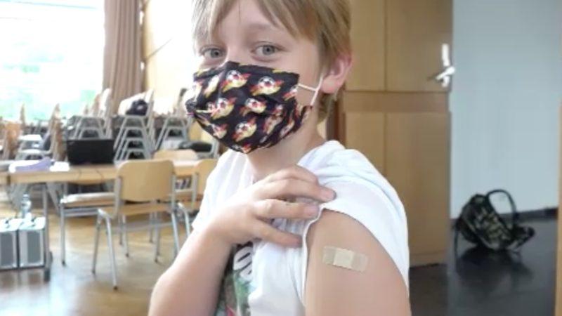 Impfungen an NRW-Schulen (Foto: SAT.1 NRW)
