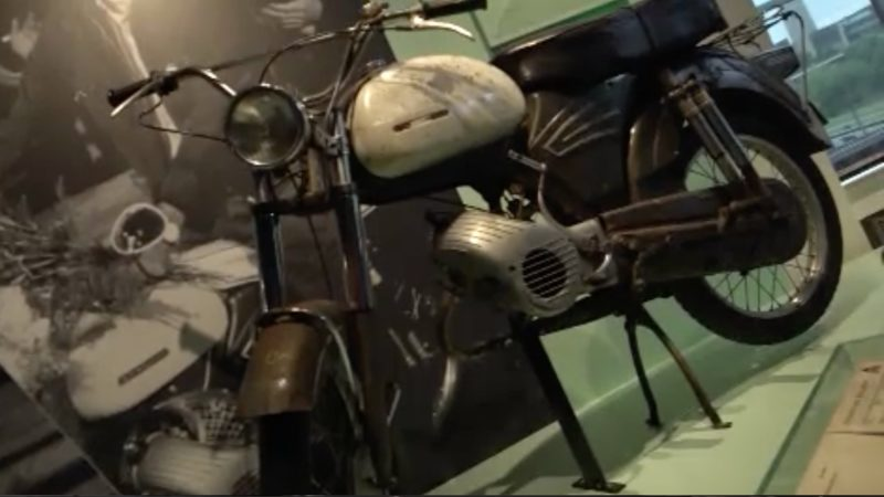 75 Jahre NRW-Ausstellung (Foto: SAT.1 NRW)