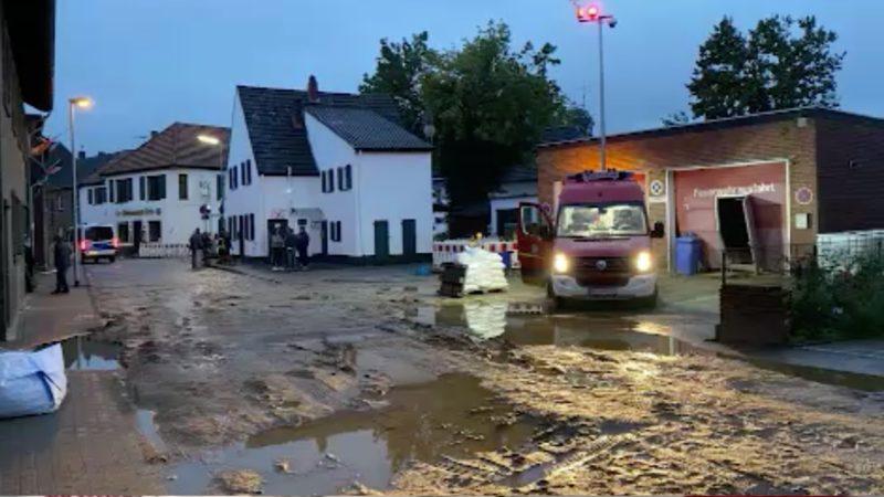 Die Angst nach der Flut (Foto: SAT.1 NRW)