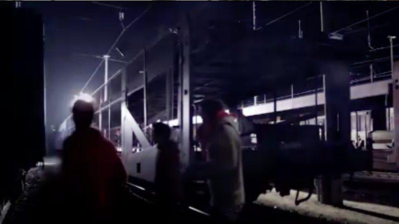 Tödlicher Stromschlag (Foto: SAT.1 NRW)