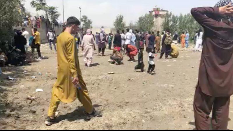 Ultimatum für Evakuierung aus Afghanistan (Foto: SAT.1 NRW)
