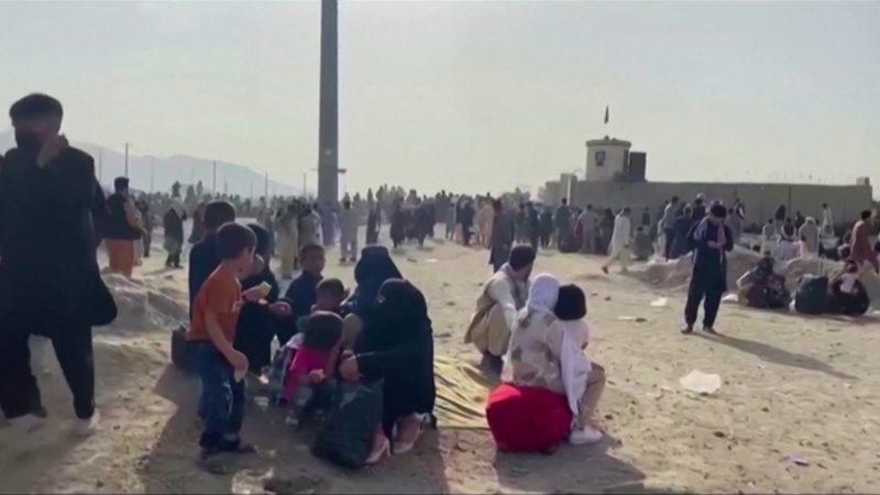 NRW-Städte nehmen Geflüchtete aus Afghanistan auf (Foto: SAT.1 NRW)