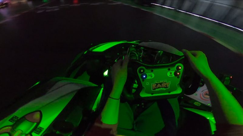 Reales Zocken: Mario Kart goes Go-Kart (Foto: SAT.1 NRW)