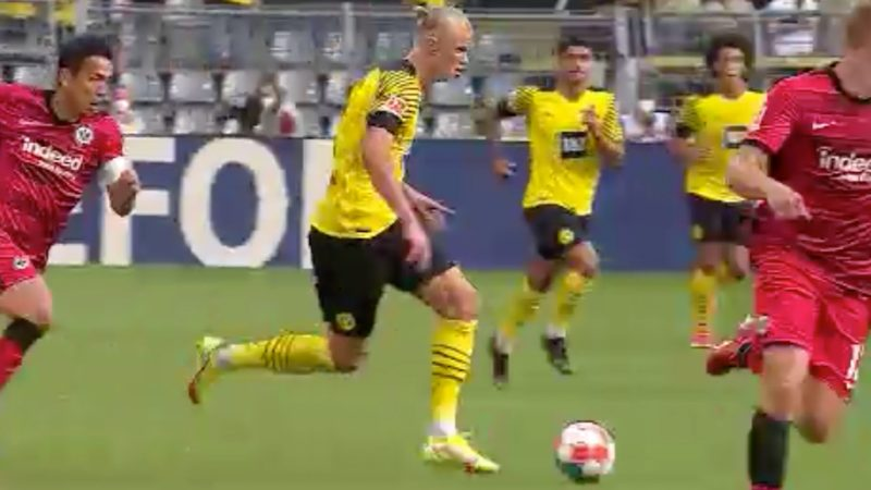 Supercup - Pokalsieger gegen Meister (Foto: SAT.1 NRW)