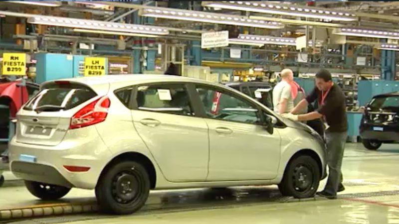 Ford - erneuter Produktionsstopp (Foto: SAT.1 NRW)